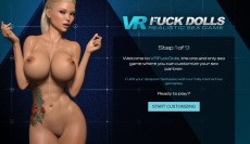 3D Fuck Dolls virtual reality porn game