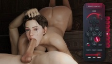Interactive Sex World 3D gameplay with sex