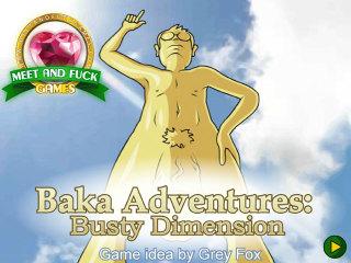 Baka Adventures: Busty Dimension