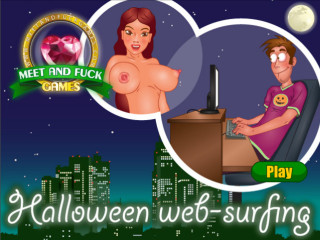 Halloween Web Surfing
