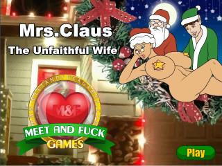 Unfaithful Mrs. Claus